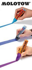 MOLOTOW Paint Markers - Molotow Marker, Carol Ann, Marker Art, Paint Markers, Adult Coloring, Art Supplies, Graffiti, Universe, Concept