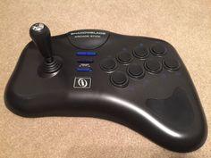 Interact Shadow Blade Arcade Joy Stick PS1/PS2  | eBay
