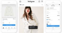 Instagram launches shopping checkout, charging sellers a fee – TechCrunch