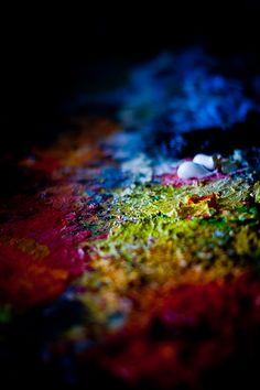 palette de l'artiste by Guillaume   Flickr - Photo Sharing!