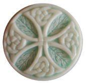 Celtic Cross Glycerin Soap by skinsationssoap on Etsy