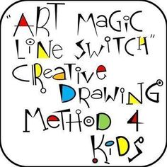 This method is my original technique that I have used to teach creative and realistic drawing to my Middle School Students for over 15 years. This approach is failsafe and fun.  It unlocks every student's imagination, helps them overcome insecurity and ge