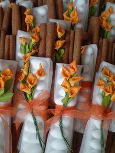 Μπομπονιέρα γάμου κωδ.011 Fresh Rolls, Dream Wedding, Wedding Ideas, Tableware, Ethnic Recipes, Food, Dinnerware, Tablewares, Essen