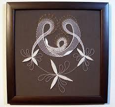 Výsledok vyhľadávania obrázkov pre dopyt Koronka klockowa Bobbin Lace Patterns, Projects To Try, Crochet, Advent, Frame, Images, Decor, Ideas, Craft