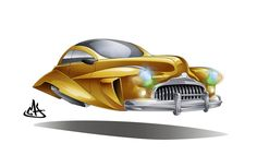 DeviantArt: More Artists Like Flying car prototype Y body by Marian87