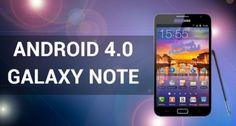 Android 4.0.4 rilasciato per galaxy note!
