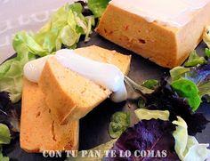Cocina Natural, Spanish Cuisine, Brunch, Microwave Recipes, Crazy Cakes, Cornbread, Tapas, Feta, Side Dishes
