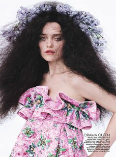 'Tough Love' Sky Ferreira by Josh Olins for Teen Vogue May 2014 [Editorial] - Fashion Copious