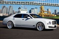 Bentley Mulsanne #BentleyMulsanne