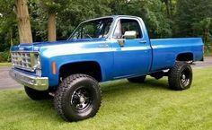 Pickup Trucks For Sale, Gm Trucks, Lifted Trucks, Cool Trucks, Chevrolet 4x4, Chevy 4x4, Chevy Pickups, Classic Chevy Trucks, Square Body