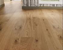 Howdens - Oak Single Plank Wide (180mm)