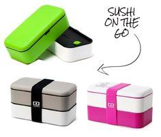 Love these monbento boxes!!