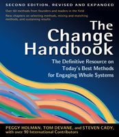 Excellent book about working with Change in organizations. Best chapter is the one about Genuine Contact!