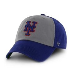 big sale 226cf 7fe74 ... italy new york mets sophomore royal 47 brand fitted hat 527ce 7e7db