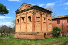 Roman Tombs, Catacomb of Saint Sebastion, Via Appia, Rome, 2nd quarter of 2nd cen CE