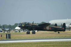 Avro Lancaster 'Thumper' Taxi