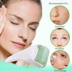 จัดส่งฟรี  Lemon Skin Cool Ice Roller Face Body Facial Massager ColdTherapySkinrejuvenation Preventing Wrinkles Iced Wheel Calm CoolSmooth - intl  ราคาเพียง  1,194 บาท  เท่านั้น คุณสมบัติ มีดังนี้ Easy to use, quick cooling, long duration,convenient tocarry. It is a simple and easy device that makes yourlife convenientwithout melting ice, Reducing eye puffiness, and finelines. Helps skin&look revitalizedandyoung,&prevents&wrinkle formation andlifts&yourface. It minimizes discomforts…
