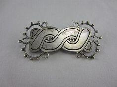Sterling Silver 980 Signed William Spratling Vintage Mexico Taxco Pin Brooch | eBay