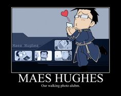 Maes Hughes/ lmao that pic on the far left...   _Fullmetal Alchemist Brotherhood