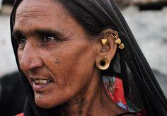 India   Rabari woman, Gujarat.   ©Snocksnapper, via flickr