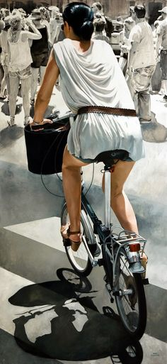 Marc Figueras-Terra Firma - Realistic Paintings by Marc Figueras  <3 <3