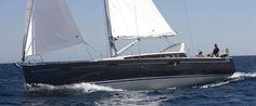 Beneteau Sense 50 Sailing Yacht