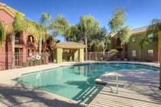 Check for available units at San Miguel Apartments in Mesa, AZ. View floor plans, photos, and community amenities. Make San Miguel Apartments your new home. Apartments, New Homes, Floor Plans, Tours, Mansions, House Styles, Outdoor Decor, Home Decor, San Miguel