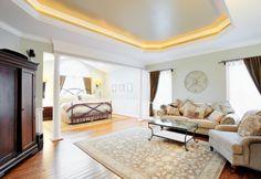 Master-Schlafzimmer mit Sitzecke Bereich