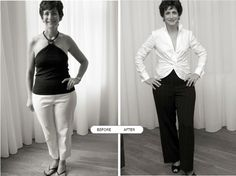 aabce58039fd3a Before and After by Bridgette Raes Style Expert Tummy Wrap, Dark Colors,  Light Colors