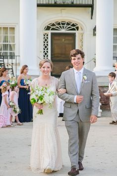 Boone Hall Plantation Wedding // Dana Cubbage Weddings // Charleston SC Wedding Photography