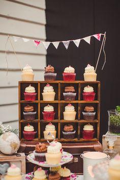 Creative Rustic Wedding in Melbourne: Annabel & Steve