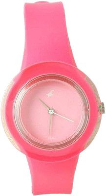 Fastrack Beach Analog Watch   For Women Pink
