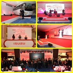 Product Launch ( ISUZU )