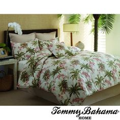 Lovely Lime Green and White Bedding