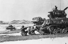 Turkish & U.S. Forces in the battle fields of Korea (1950-1953)