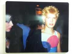 Billy Idol -    8921Punk's Dead – Simon Barker Exhibition