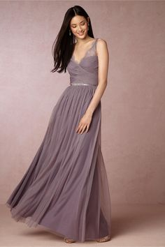 BHLDN Fleur Dress in Bridesmaids View All Dresses at BHLDN