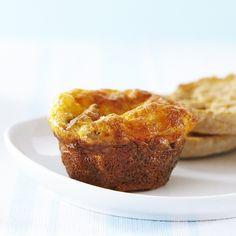 Chicken and Cheese Breakfast Muffins