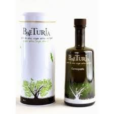 Aceite de oliva Baeturia lovely bottle and container #packaging PD