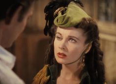 """Vivien Leigh as Katie Scarlett O""""Hara Hamilton Kennedy Butler in Gone With The Wind Go To Movies, Great Movies, Old Hollywood Actresses, Actors & Actresses, Tomorrow Is Another Day, Scarlett O'hara, Vivien Leigh, Gone With The Wind, Alpha Female"""