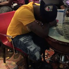 This is still @mbanks914 but this is after all the drinking and partying. It's safe to say this dude can't hang. Lol! #epicteam6 #clothing #culture #independent #brand #urban #street #nyc #skatelife #streetwear #custom #design #fashion #icon #waves #fly #fresh #business #entrepreneur #dope #music #hiphop #legacy #tradition #ambition #determination