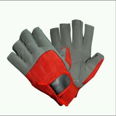#Sailing gloves amara boat rope yachting high #quality gloves half cut #fingers,  View more on the LINK: http://www.zeppy.io/product/gb/2/252499420848/