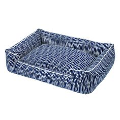 Jax and Bones Pearl Cotton Blend Lounge Dog Bed * Want additional info? Click on the image. (This is an affiliate link and I receive a commission for the sales)