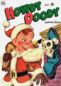 Cover for Howdy Doody (Dell, 1950 series) #13