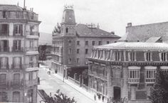 #Pamplona #Navarra. Chinchilla 1903. Gallo.
