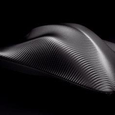 Seoul Tea Service in carbon fiber by Zaha Hadid Architects _