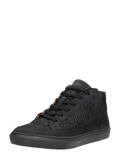 BRUUT All Black exclusieve herensneakers