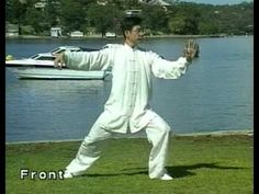 Tai Chi - Detailed instructions of the 24 forms (part 6)