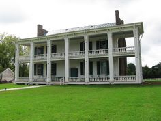 (TENNESSEE) Carnton historic plantation house in Franklin, Williamson County