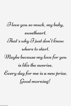 Romantic Good Morning Poems For Her [ Best Collection ]